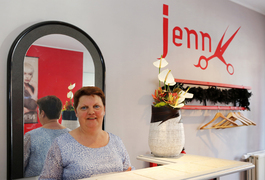 Kapsalon Jenny - Kessel-Lo - Het Kapsalon